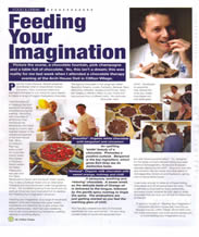 Clifton Times - Feeding Your Imagination