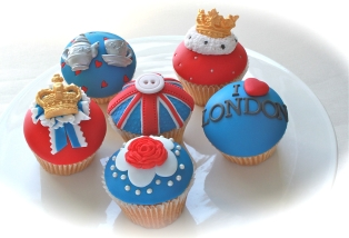 Jubilee Cup Cakes Bristol