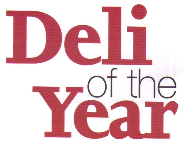 Speciality Food Magazine - Deli of the Year 2012