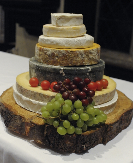 Cheese Wedding Cake Bristol